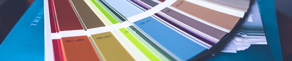 Denver Industrial Design Firm pantone colors for Consumer Product Design