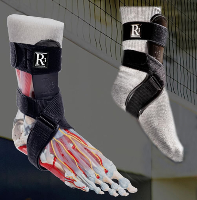Recovery Zone Ankle Brace Engineering by Auell Consulting